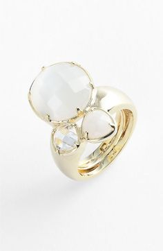 Ariella White Hot Cluster Ring ♥