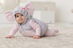 La ratoncita más tierna y pequeñita de #halloween Encuentra el #disfraz de Carter´s aquí