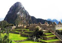 Como ir para Machu Picchu?