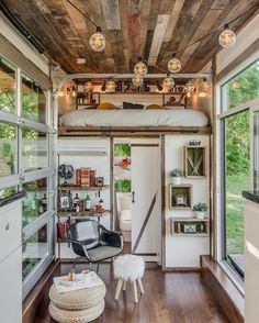 Bookmark this to discover the best tiny homes on Instagram for major tiny living inspiration.