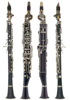 Quarter tone clarinet....my life will not be complete until I have played this at least once.