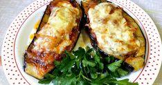 Ιμάμ μπαϊλντί Το διαφορετικό !!! ~ ΜΑΓΕΙΡΙΚΗ ΚΑΙ ΣΥΝΤΑΓΕΣ 2 Greek Recipes, Eggplant, Baked Potato, Food To Make, Potatoes, Meat, Chicken, Baking, Ethnic Recipes