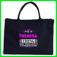 It Is A Theresa Thing You Wouldn't Understand - Tote Bag - Top handle bags (*Amazon Partner-Link)