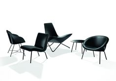 Armchairs | Seating | Black Series Vostra | Walter Knoll | Walter ... Check it out on Architonic