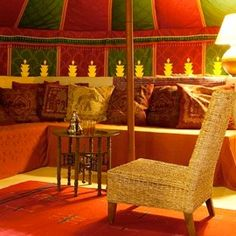 Bedouin-tent-resized.jpg Discover Spain's Arabic history by staying in a traditional Bedouin tent