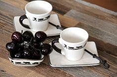 Tableware, Papercutting, Cow, Fishing Line, Products, Dinnerware, Tablewares, Place Settings
