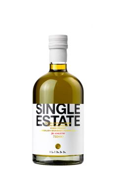 New ILIADA Single Estate 100% Greek monovarietal Extra Virgin Olive Oil from selected small family groves in Messenia, Greece!