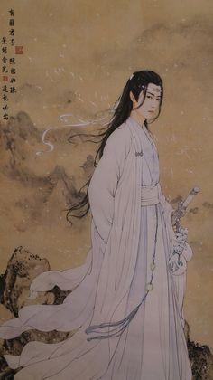 A Writer's Nightmare (WangXian) - Chapter 2 - Page 3 - Wattpad Chinese Culture, Chinese Art, Live Action, Familia Anime, Manga, Wallpaper S, Chinese Wallpaper, Japanese Art, Asian Art