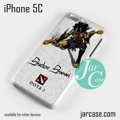 Dota 2 Shadow Shaman Phone case for iPhone 5C and other iPhone devices