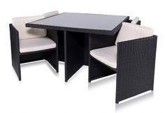 Dilido Outdoor Modern Dining Set
