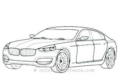 BMW 3 Series GT coloring page Free printable coloring pages Cars Coloring Pages, Coloring Pages For Kids, Coloring Sheets, Kids Coloring, Bmw M3, Bmw 3 Series Gt, Tulip Drawing, Online Cars, Free Printable Coloring Pages