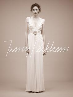 Jenny Packham 'Muse' Box sleeve