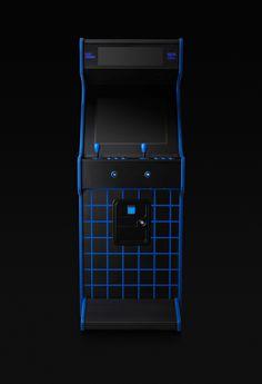 Form & Co - Factory Arcade - Blue Dream
