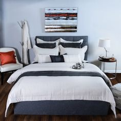 The 9 Best Linens Images On Pinterest Bedding Linens And Master