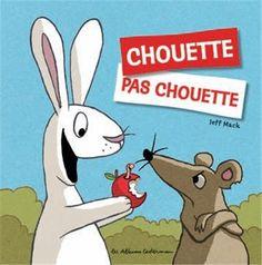 Chouette, pas chouette de Jeff Mack http://www.amazon.fr/dp/2203064498/ref=cm_sw_r_pi_dp_coB5ub0AVPWET