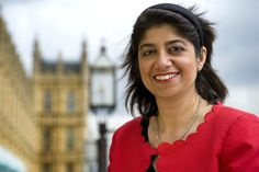 Seema Malhotra, Labour Party MP for Feltham and Heston, founder of the Fabian Women's Network and former Chair of Young Fabians (UK).