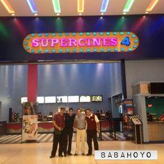 Supercines Babahoyo