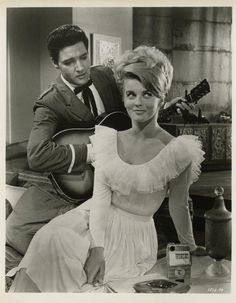 Ann-Margret Olsson & Elvis  <imdbot..