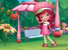 Strawberry Shortcakes Berry Bitty Adventures is the 2009 CGI animated television series based on the Strawberry Shortcake Franchise.