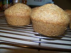 Ginny's Low Carb Kitchen: Doughnut Muffins, LC, GF