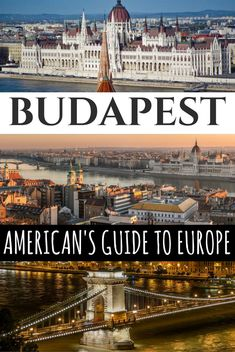Budapest Hungary; Explore this neoclassical city, one of Europe's finest. From the Danube to Castle Hill, every corner of Budapest has beautiful architecture. Explore Budapest with our list of unmissable things to do in Budapest. Learn about our top Budapest Travel tips with our American's guide to Europe, a comprehensive look at the best things to do in Budapest Hungary.