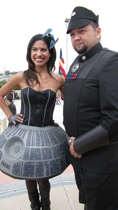 Star Wars Cosplay by elmoizme, via Flickr