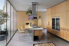 Lignum et Lapis, Italian #kitchen Arclinea #architecture #interiordesign #design