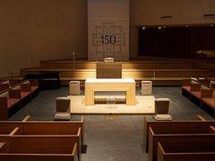 saint peter's church vignelli - Google Search