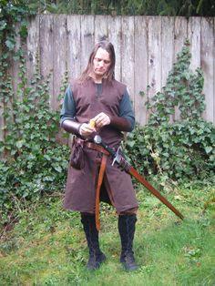 Custom Medieval Tabard men's by foxjaxon on Etsy, $87.00