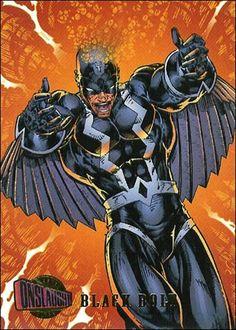 Black Bolt Fleer/SkyBox Trading Card Marvel Ultra: Onslaught 80 A Marvel Comics Art, Marvel Comic Books, Comic Book Characters, Marvel Heroes, Marvel Characters, Comic Character, Comic Books Art, Comic Art, Comics Universe