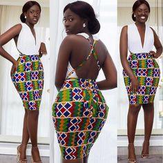 Melanin Queen 🖤🖤🖤 @fellamakafui serving it hawt hawt 😍😍