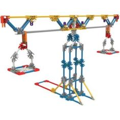 K'NEX Education Simple and Compound Machines Kit