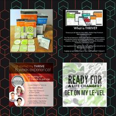 Find out what amazing things Thrive can do for you today Brittmar.le-vel.com