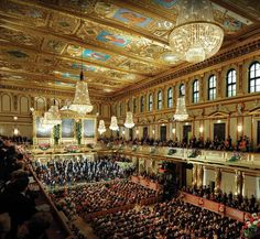 Vienna Philharmonic Orchestra Christmas Concert