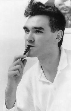 "morrissey photos | Morrissey – ""Suedehead"""