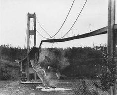 Caída del puente de Tacoma Narrows