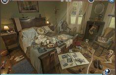 Grandfather's bedroom. Level 1447