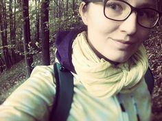 🌲WOODS🍃LES🌳 ••• #les #wood #forest #nature #priroda #nomakeup #selfie #czechgirl #czech #glasses #bryle #podzim #autumn #relax #follow ❤