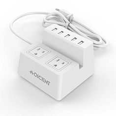 Electronic Charging Station, Computer Gadgets, Outlets, Phone Holder, Power Strips, Dorm Life, St Thomas, Electronics, House Projects