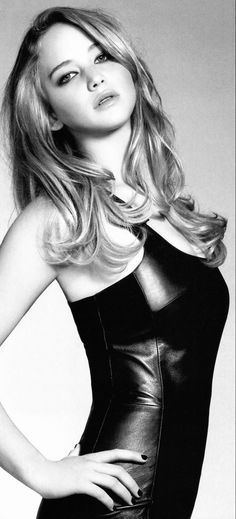 Celebrity style and beauty / karen cox. Jennifer Lawrence