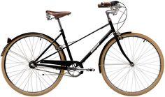 Papillionaire Mixte is a ladies vintage bike
