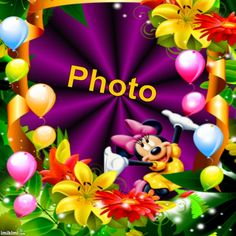 birthday with minnie Tammybrantley birthdays Free Birthday Card, July Birthday, Happy Birthday Greetings, Happy Birthday Me, Birthday Cards, Happy Birthday Pictures, Birthday Frames, Picture Frames, Boy Or Girl