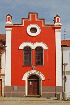 Bechyně Synagogue