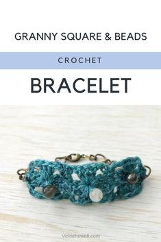How to crochet beade