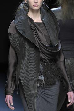 Haider Ackermann at Paris Fashion Week Fall 2010 - StyleBistro