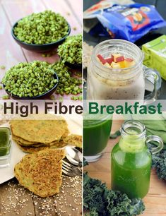 Up your Fibre intake with these Breakfast recipes. Veg | Page 1 of 3