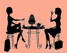 ladies having tea - Bing Images