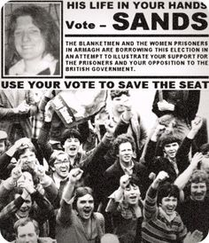 """The by-election held in Fermanagh and South Tyrone on 9 April 1981 is considered by many to be the most significant during the Troubles. It saw the first victory for the militant republican movement, which the following year entered electoral politics in full force as Sinn Féin. The successful candidate was IRA hunger striker Bobby Sands who died 26 days later. The by-election was caused by the death of the sitting MP Frank Maguire."""