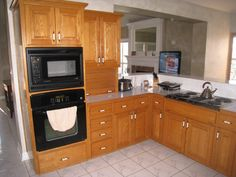 Cool Trend Restaining Kitchen Cabinets  With Additional Small - Kitchen cabinets near me