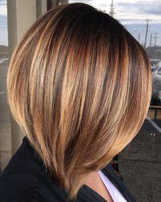 Medium Layered Hair, Short Brown Hair, Medium Hair Cuts, Medium Hair Styles, Short Hair Styles, Layered Cuts, Brown Hair With Highlights, Brown Hair Colors, Brunette Highlights
